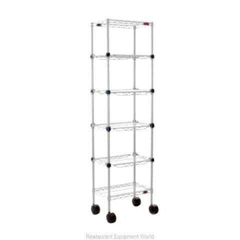 Eagle MC1430-48-4W Cart, Display Merchandising (Magnified)