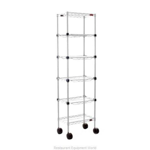 Eagle MC1430-48-4W Cart, Display Merchandising