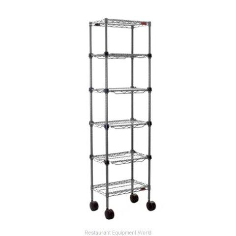 Eagle MC1436-48-4V Cart, Display Merchandising