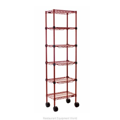 Eagle MC1436-63-5R Cart, Display Merchandising (Magnified)