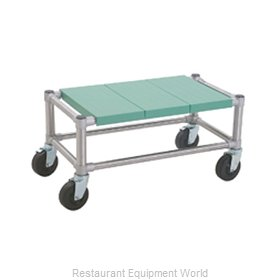 Eagle MDR-L2350PSM Dunnage Rack, Louvered/Slotted Mobile