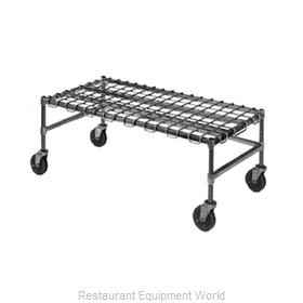 Eagle MDR2436-C Dunnage Rack, Wire Mobile