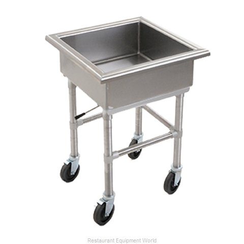 Eagle MSS2020-X Soak Sink, Portable (Magnified)