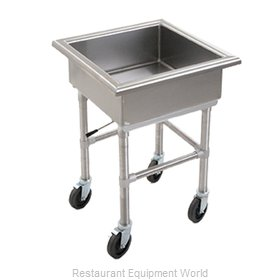 Eagle MSS2424-X Soak Sink Portable