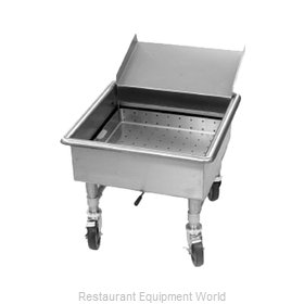 Eagle MSS2424SC-X Soak Sink Portable