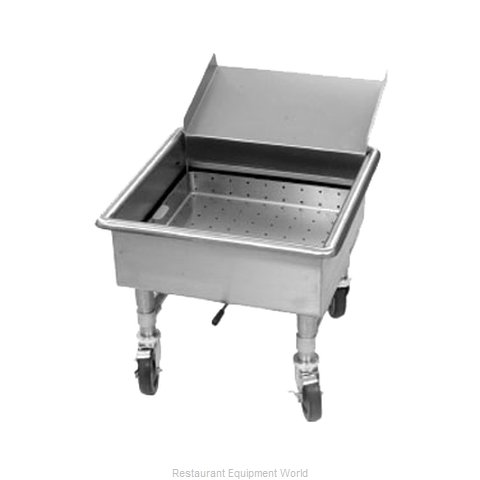 Eagle MSS2424SC Soak Sink Portable
