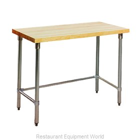 Eagle MT2448ST Work Table, Wood Top