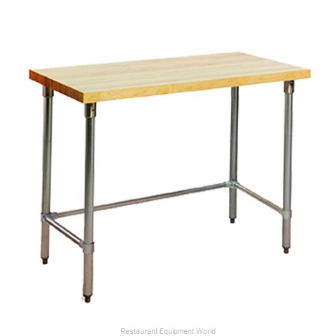 Eagle MT2472ST Work Table, Wood Top
