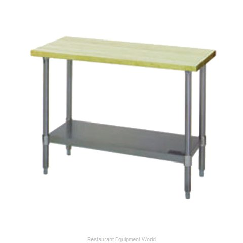 Eagle MT3048B Work Table, Wood Top