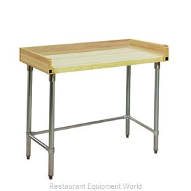 Eagle MT3048ST-BS Work Table, Bakers Top