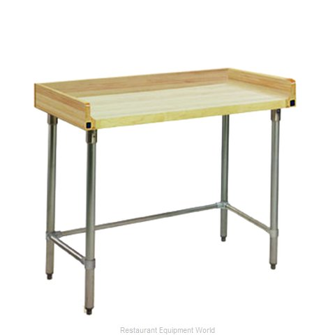 Eagle MT3072ST-BS Work Table, Bakers Top