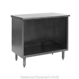 Eagle OB3084SE Work Table, Cabinet Base Open Front