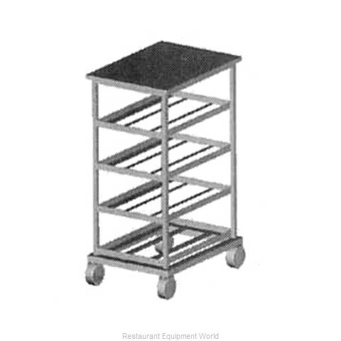 Eagle OCR-10-3AP Can Storage Rack