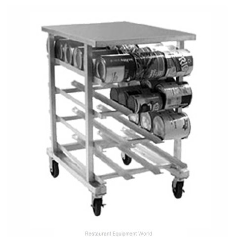 Eagle OCR-10-4A Can Storage Rack (Magnified)