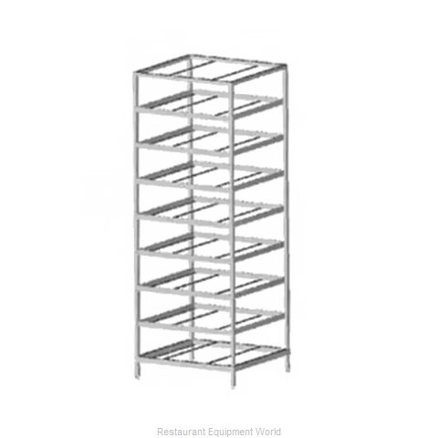 Eagle OCR-10-9A-X Can Storage Rack (Magnified)