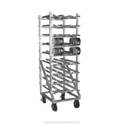 Eagle OCR-10-9A Can Storage Rack