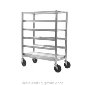 Eagle OPL-12-6A Platter Rack, Mobile
