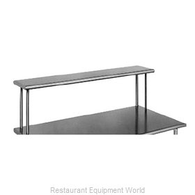 Eagle OS12120-16/4 Overshelf, Table-Mounted