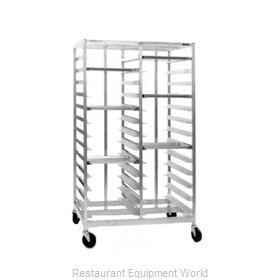 Eagle OUR-1052-4-A Rack Mobile Tray Four Compartment
