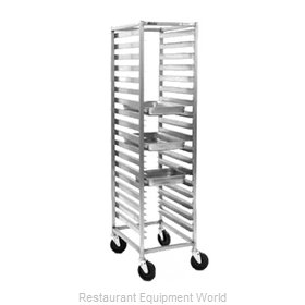 Eagle OUR-1218-3-SR Utility Rack, Mobile