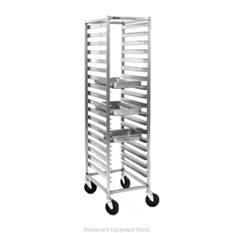Eagle OUR-1236-3-SR Utility Rack, Mobile