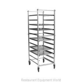 Eagle OUR-1811-5-2X Utility Rack, Mobile