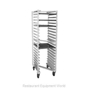 Eagle OUR-1830-2-N-X Utility Rack, Mobile