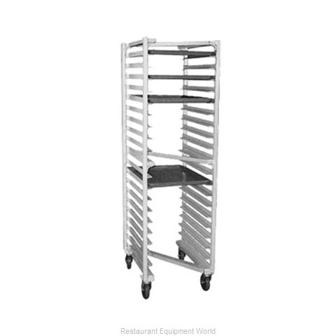 Eagle OUR-1830-2-N Utility Rack, Mobile