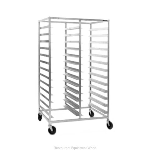 Eagle OUR-1836-3 Rack Mobile Tray Double Compartment