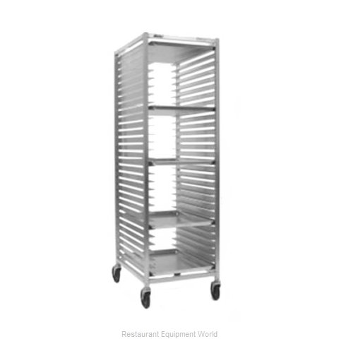 Eagle OUR-2612-5/W Utility Rack, Mobile
