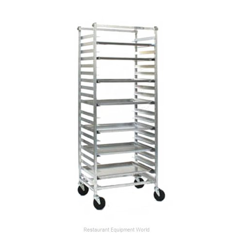 Eagle OUR-2624-2 Utility Rack, Mobile