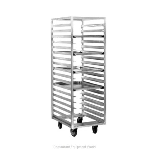 Eagle OURR-1811-5-SR Refrigerator Rack, Roll-In