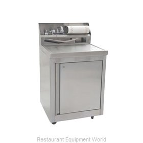 Eagle PHS-A-C Hand Sink, Mobile