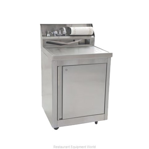 Eagle PHS-A-H Hand Sink, Mobile