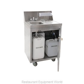 Eagle PHS-S-C Hand Sink Portable Self-Contained