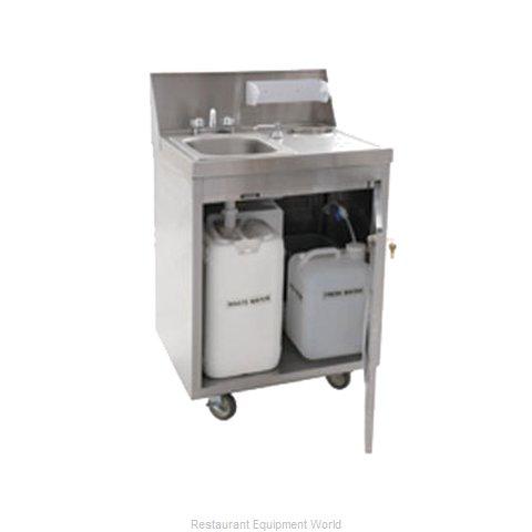Eagle PHS-S-H Hand Sink, Mobile