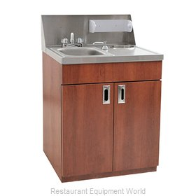 Eagle PHS-S3-C-LB Hand Sink, Mobile