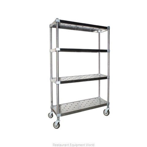Eagle PR2448VGE16 Pot and Pan Shelving Rack
