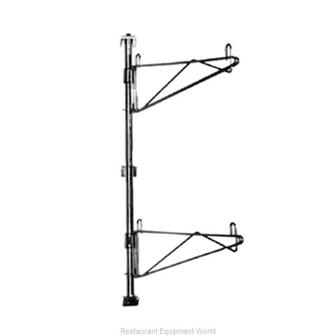 Eagle PWE24-2S Wall Mount for Shelving