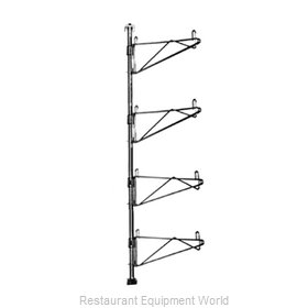 Eagle PWE24-4S Wall Mount, for Shelving