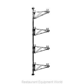 Eagle PWM14-4VG Wall Mount, for Shelving