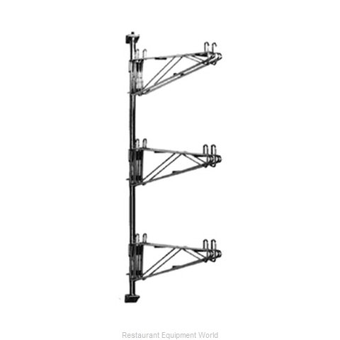 Eagle PWM21-3VG Wall Mount for Shelving