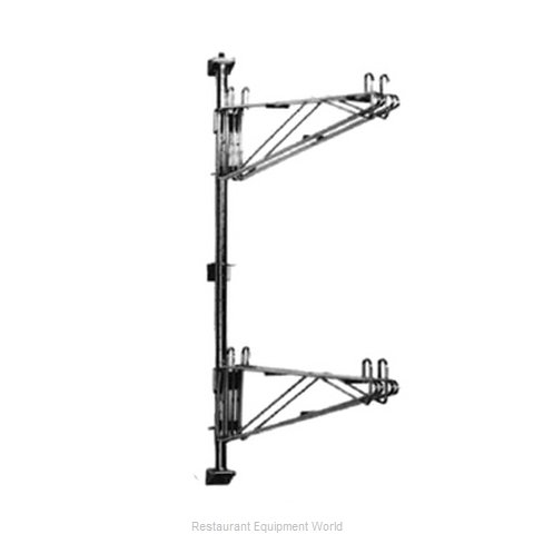 Eagle PWM24-2VG Wall Mount, for Shelving
