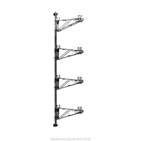 Eagle PWM24-4VG Wall Mount, for Shelving