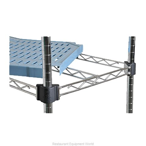 Eagle QPF-QA2124V-BL Shelving Plastic with Metal Frame