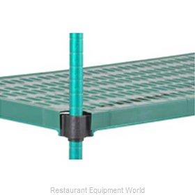 Eagle QPF-QA2448E-GL-X Shelving, Plastic with Metal Frame