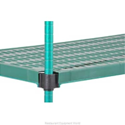 Eagle QPF-QA2472E-GL-X Shelving, Plastic with Metal Frame