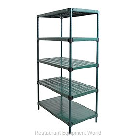 Eagle QPSU1836VG-G5-74 Shelving Unit, Wire