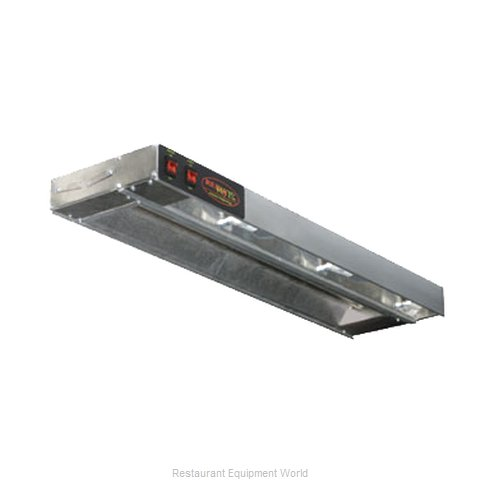 Eagle RHHL-144-240-L-R Heat Lamp Strip Type