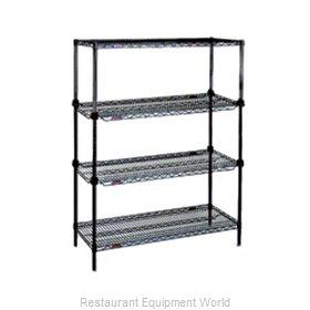 Eagle RS4-74-A1848BL Shelving Unit, Wire